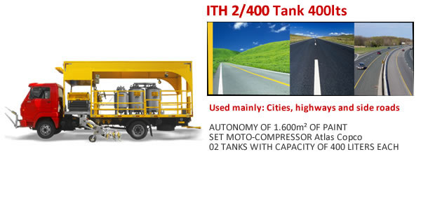 ITH 2-400 400Lts