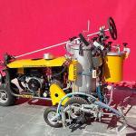 Máquina para pintura de ruas